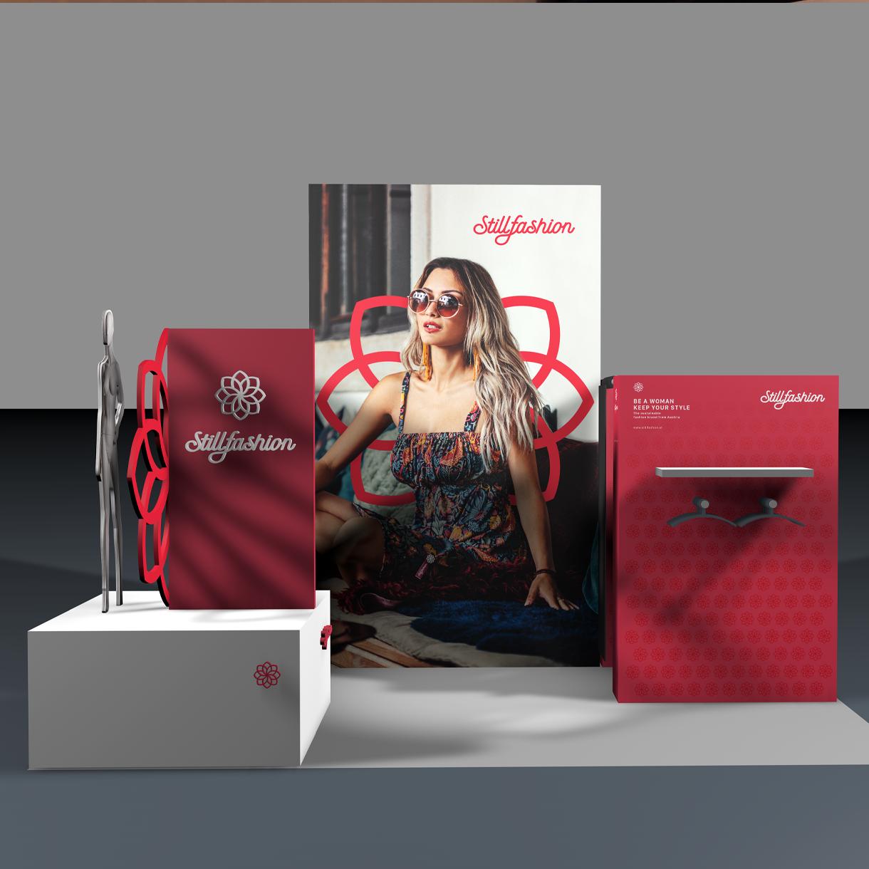 Markenstolz // Gestaltung im Raum Ausstellungsdesign Messedesign